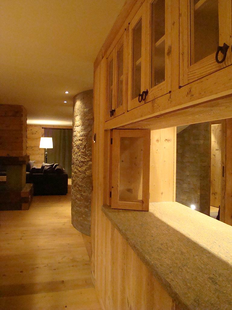 Mobilier Pour Chalet Montagne meubles pour un chalet dans les montagnes - elma ateliers